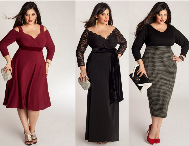 Stylish plus size dresses - แบรนด์แฟชั่นที่มีเสื้อผ้าขนาดใหญ่พิเศษจำหน่าย